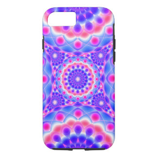 iPhone 7 Case Tough Mandala Psychedelic Visions