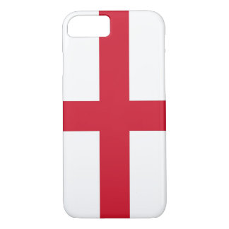 iPhone 7 case with Flag of England
