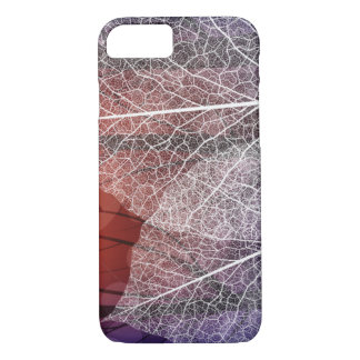 iPhone 7 Case with Leaf Shape Design