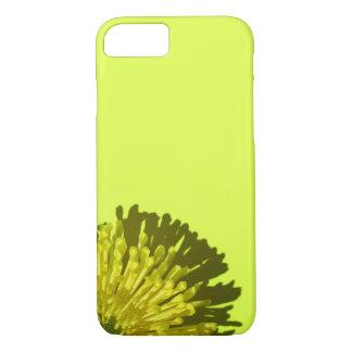 iPhone 7 case Yellow Mum