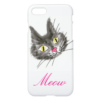 iPhone 7 Cat Case