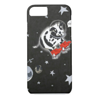 iPhone 7 cell phone case - Cow