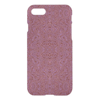 iPhone 7 Clearly™ Deflector Case - Purple Passion