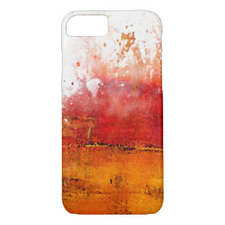iPhone 7 Colorful Abstract Splash iPhone 7 Case