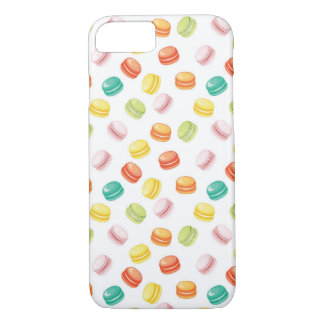 iPhone 7 Colorful burger case