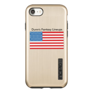 iPhone 7 dualpro shine case (gold)