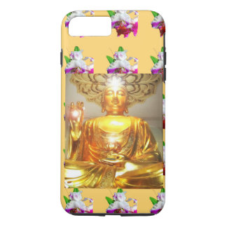 iPhone 7 - GOLDEN BUDDHA BLESSINGS iPhone 7 Plus Case