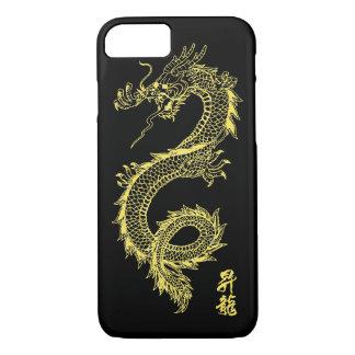 iPhone 7 Golden Dragon Phone Case