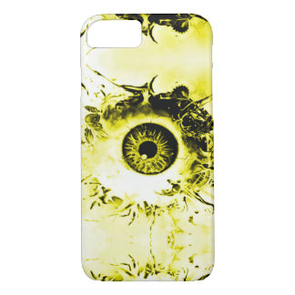 iPhone 7 Golden Eye Watcher Horror Show iPhone 7 Case