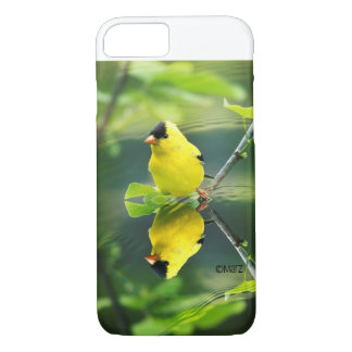 iPhone 7 Goldfinch Case