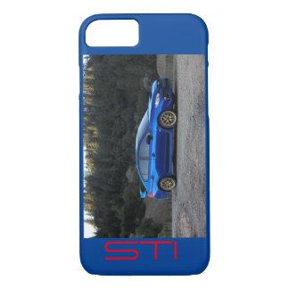 iPhone 7 Impreza STI Case