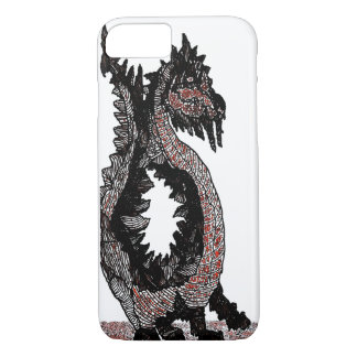 iPhone 7 iPhone Cases Funky Dragon Gifts 4