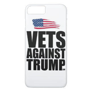 iPhone 7 Plus/6s Plus Case - Vets Against Trump