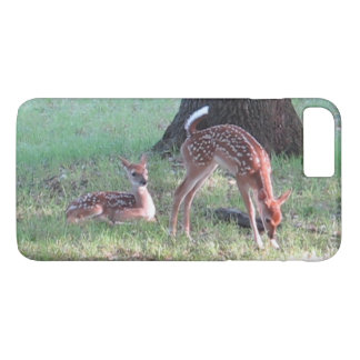 iPhone 7 Plus - Baby Deer 2017 - Good Morning iPhone 8 Plus/7 Plus Case