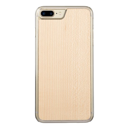 Apple iPhone 8 Plus/7 Plus Slim Maple Wood Case
