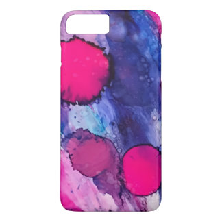 iPhone 7 plus case abstract art Light Speed