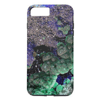 iPhone 7 Plus Case: Azure Malachite iPhone 7 Plus Case