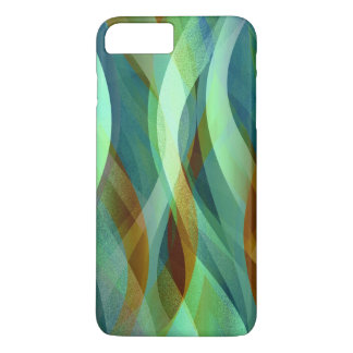 iPhone 7 Plus Case Barely Abstract Background