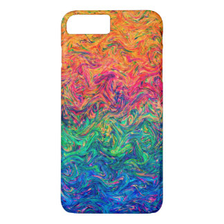 iPhone 7 Plus Case Barely There Fluid Colors