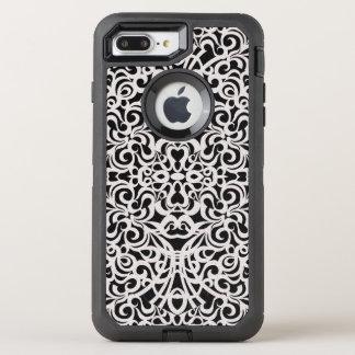 iPhone 7 Plus Case Baroque Style Inspiration