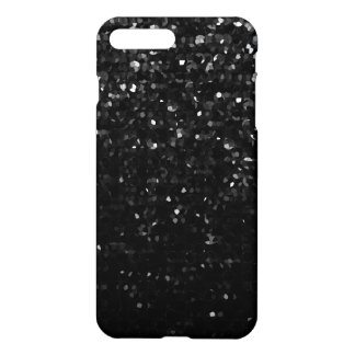 iPhone 7 Plus Case Black Crystal Bling Strass