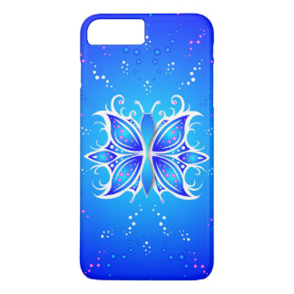 iPhone 7 Plus Case Butterfly Abstract