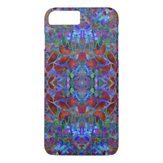 iPhone 7 Plus Case Fractal Floral Abstract