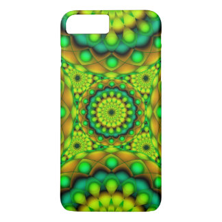 iPhone 7 Plus Case Mandala Psychedelic Visions