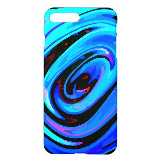 iPhone 7 Plus Case Matte Finish Feeling Blue