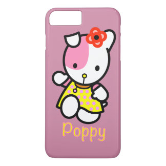 iPhone 7 plus case 'Poppy' the puppy.