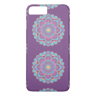 Iphone 7 Plus Mandala Phone Case