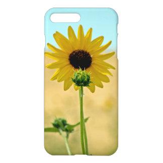 iPhone 7 Plus Sunflower Glossy Finish Case