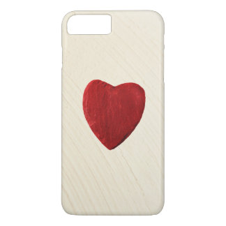 iPhone 7 pluses finery background with heart iPhone 8 Plus/7 Plus Case