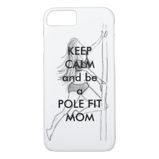 iPhone 7 Pole Fit Mom case