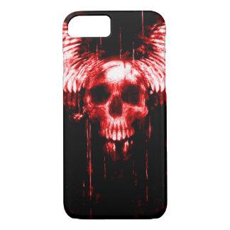iPhone 7 Skully Skull Death Messenger Case