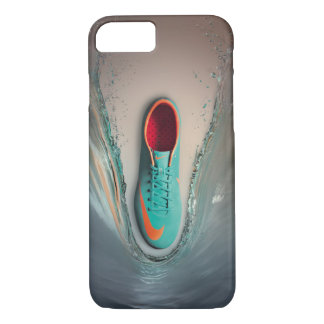 iPhone 7 Soccer Cell Phone Case