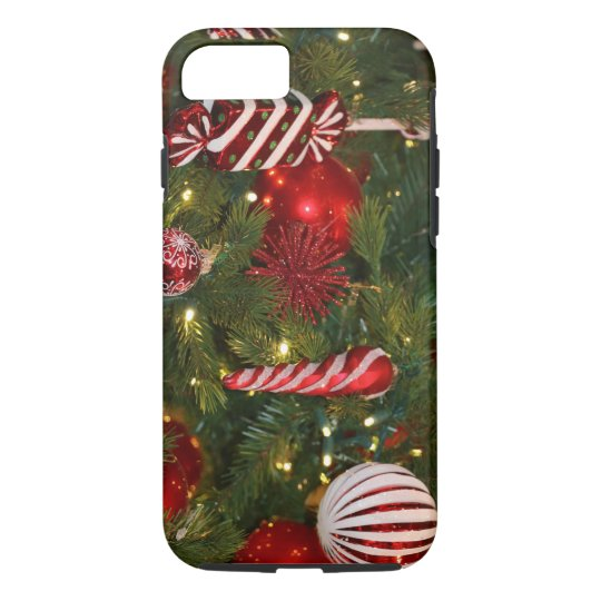 iPhone 7 Tough Case/Christmas iPhone 8/7 Case