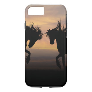 iPhone 7, Tough - Twin Horses iPhone 8/7 Case