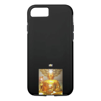 iPhone 7CASE - GOLDEN BUDDHA RNLIGHTENMENT iPhone 7 Case