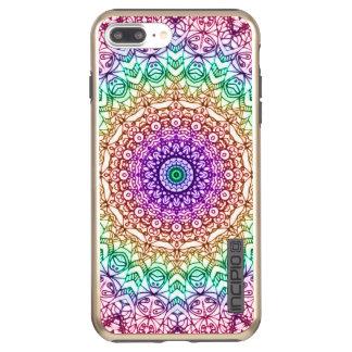 iPhone 8/7 Plus Incipio Case Mandala Mehndi G379