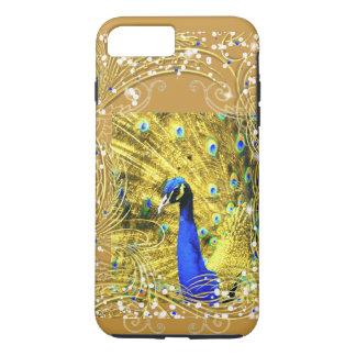 iPhone 8 OR CHANGE-EXTRAVAGANT PEACOCK iPhone 8 Plus/7 Plus Case