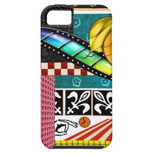 iPhone Abstract - SRF iPhone 5 Covers