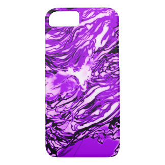 iPhone Amethyst Abstract Case