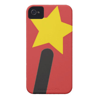 iPhone Barely There case with Ginnal Magic Wand
