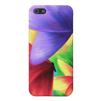 iPhone Butterfly Painting Case iPhone 5/5S Case