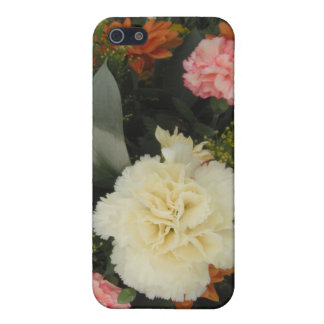 Iphone Case 4/4 Carnation Bouquet iPhone 5 Covers