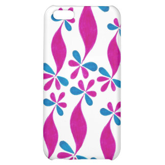 iPhone Case 4/4S Hard Shell   cAsEArt Ditsy Case For iPhone 5C