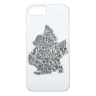 iPhone Case Brooklyn Neighborhoods
