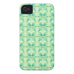 IPhone Case Butterfly Abstract Fabric iPhone 4 Cover