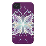 iPhone Case Butterfly Abstract iPhone 4 Case
